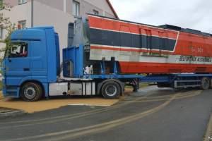 Motor TGV 001